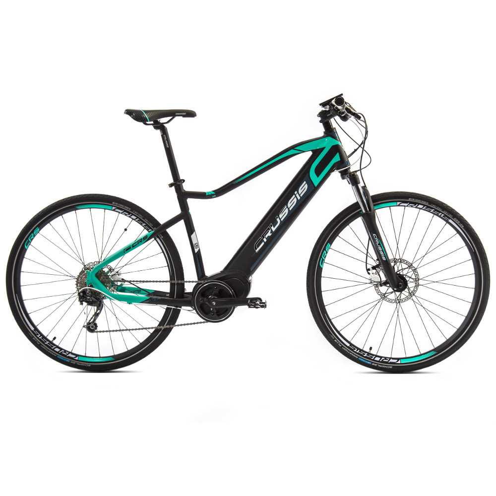 Crossový elektrobicykel Crussis e-Cross 9.4 - model 2019 - Záruka 10 rokov