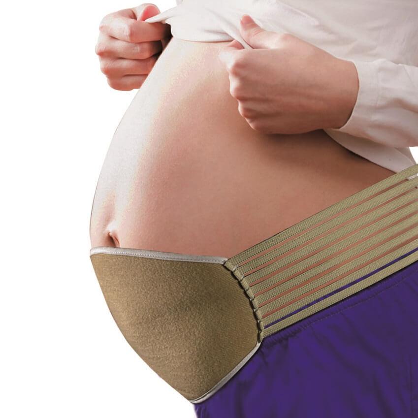 Elastický tehotenský pás Fortuna