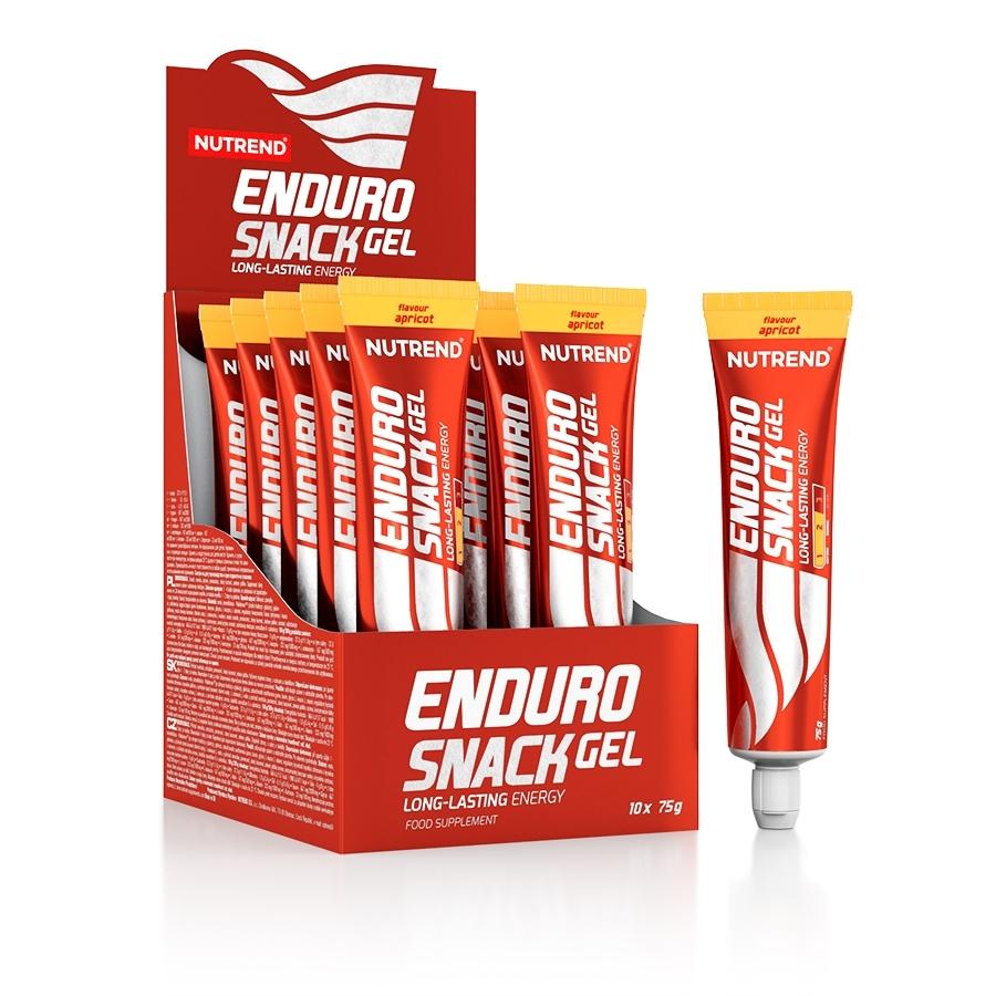 Gel Nutrend Endurosnack tuba 75 g marhuľa