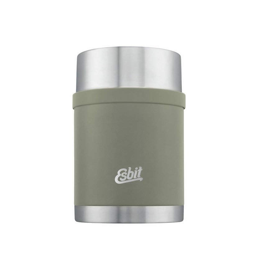 Termoska na jedlo Esbit Sculptor 0,75 l Grey