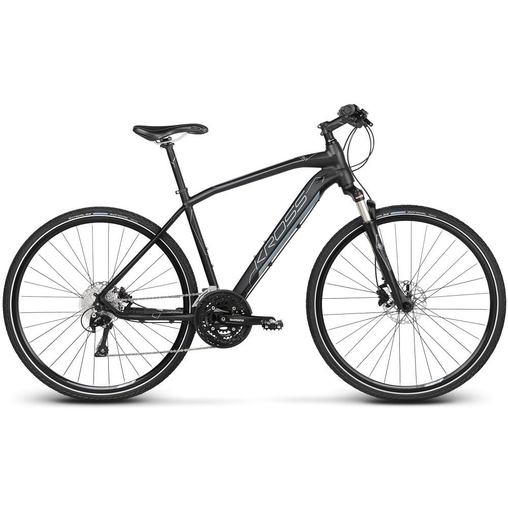 """Pánsky crossový bicykel Kross Evado 8.0 28"""" - model 2020 - Záruka 10 rokov"""