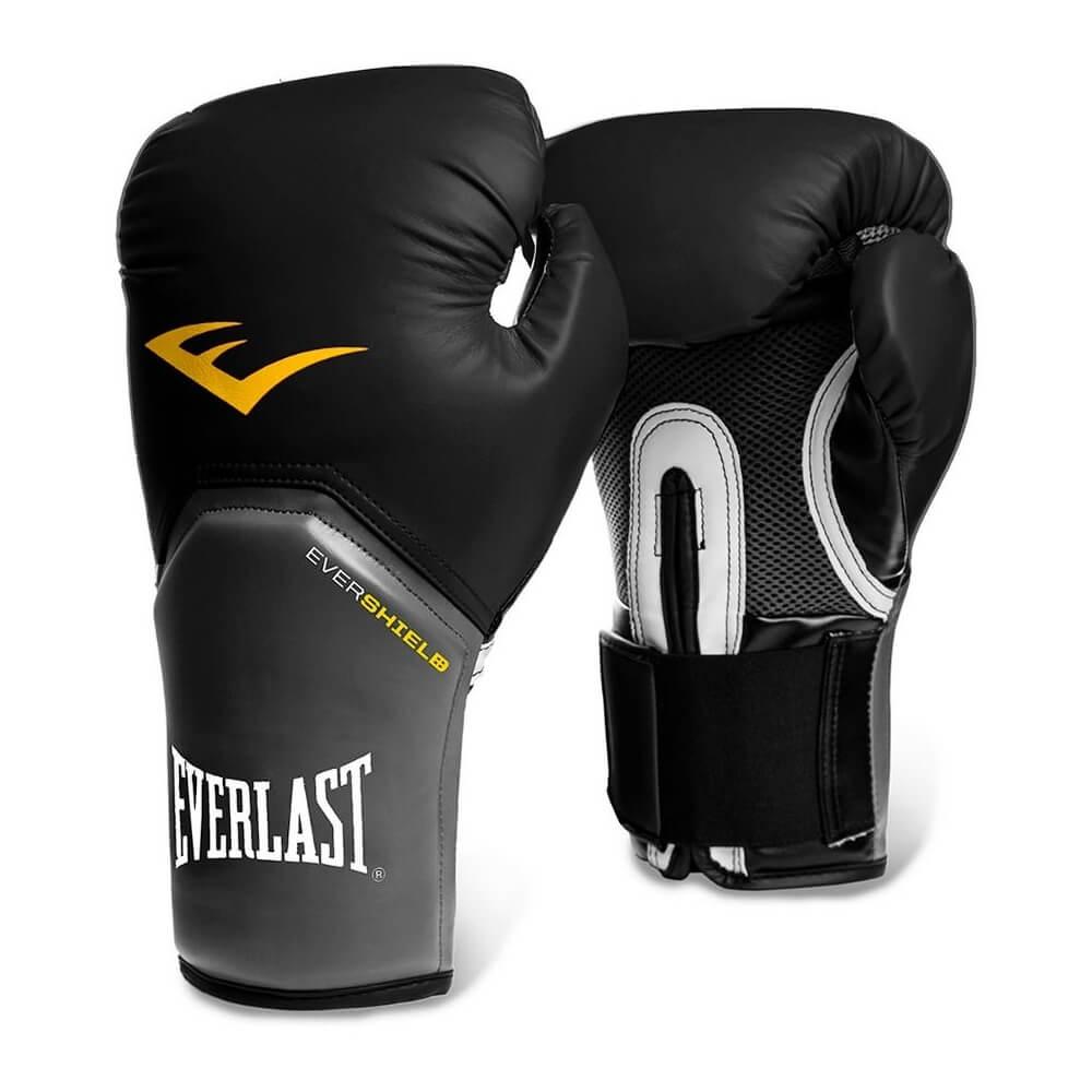 Boxerské rukavice Everlast Pro Style Elite Training Gloves čierna - S (10oz)