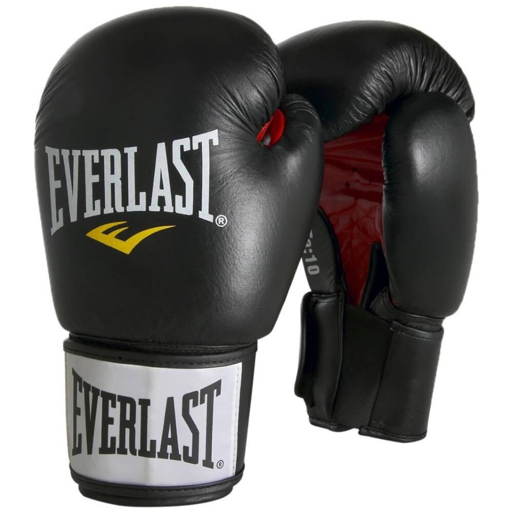 Boxerské rukavice Everlast Ergo Moulded Foam Training Gloves