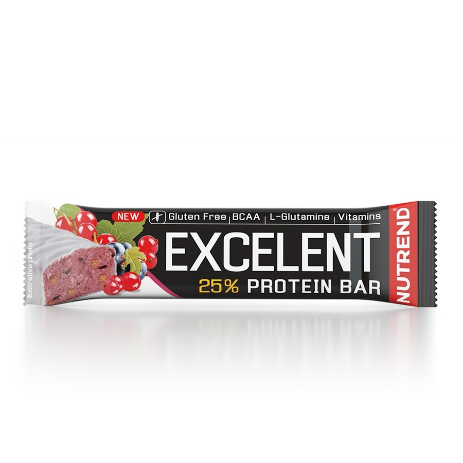 Tyčinka Nutrend 85g EXCELENT protein bar marcipán- mandle
