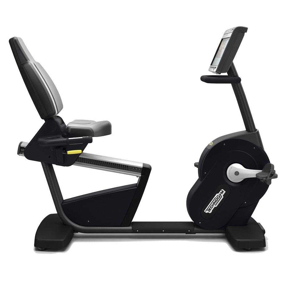 Recumbent TechnoGym Excite Recline Advanced LED - Servis u zákazníka