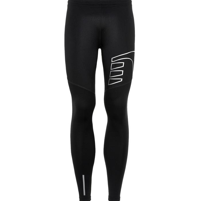 Dámske kompresné nohavice Newline Core Tights čierna - L