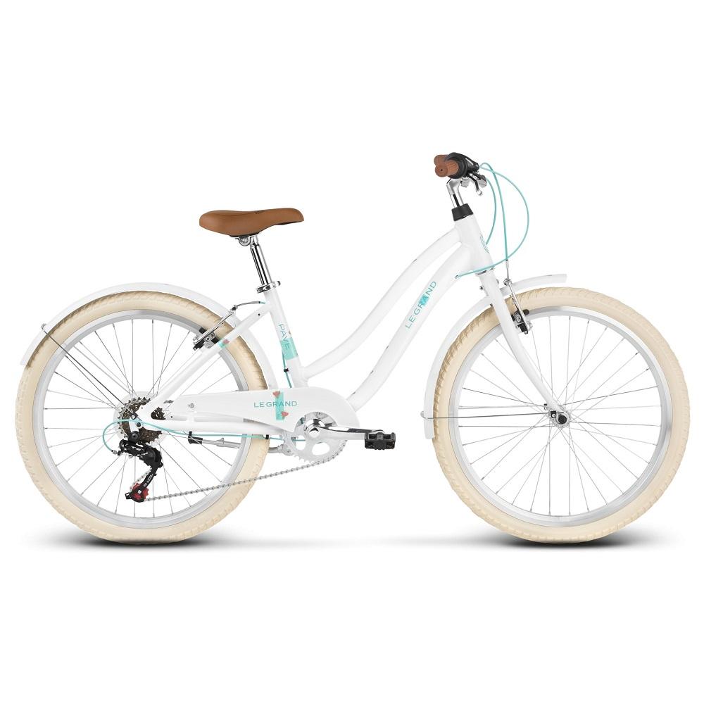 Juniorský dievčenský bicykel Le Grand Pave JR 24