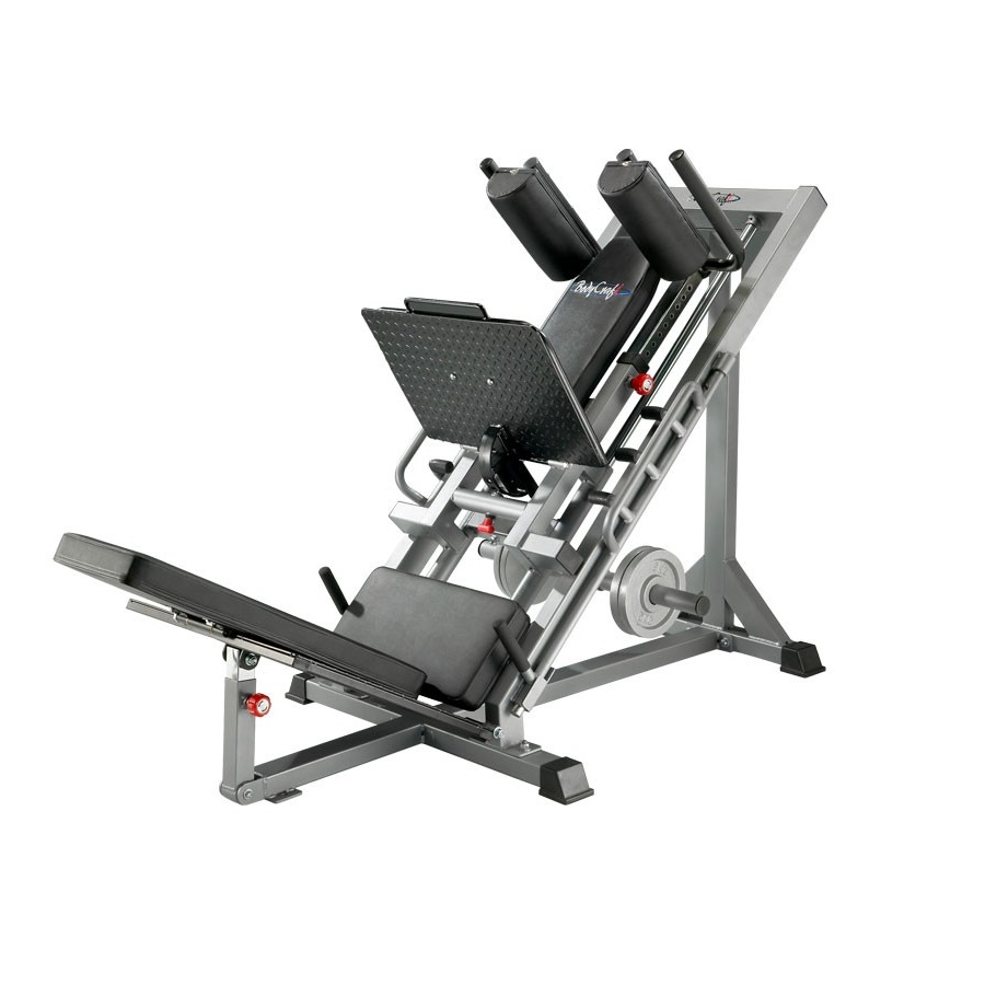 Leg press and Hack squat Body Craft F660 - Servis u zákazníka