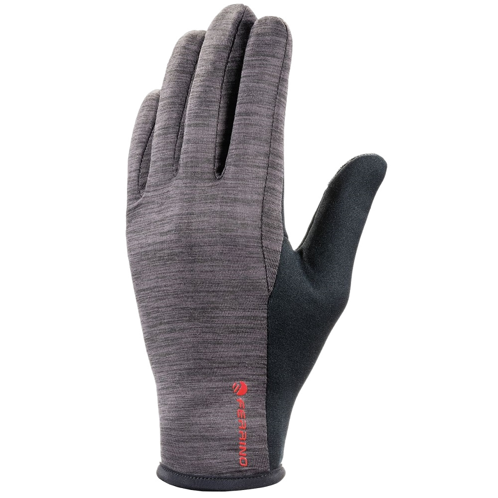 Zimné rukavice FERRINO Highlab Grip Black - S