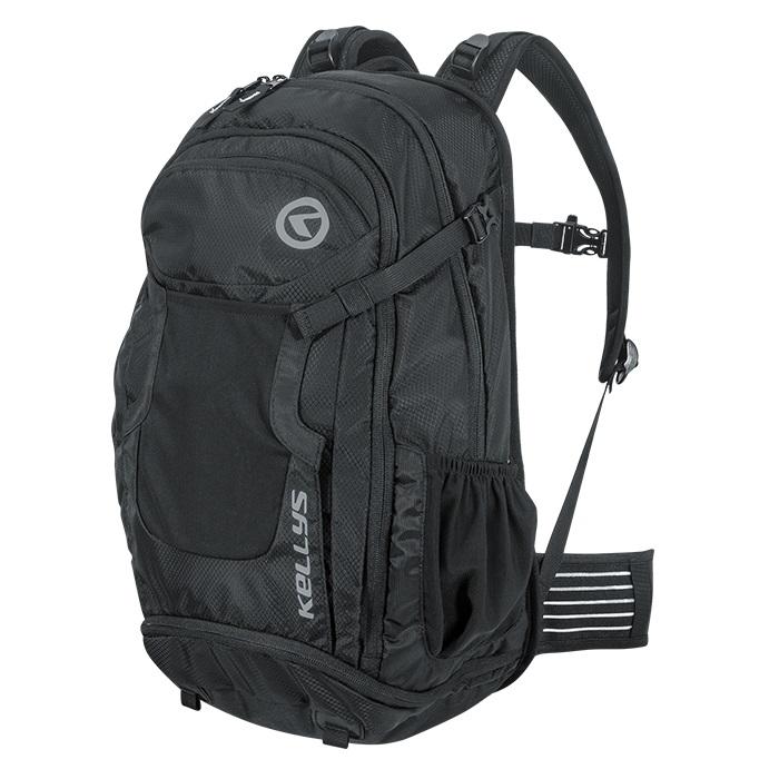 Cyklistický batoh Kellys Fetch 25 čierna
