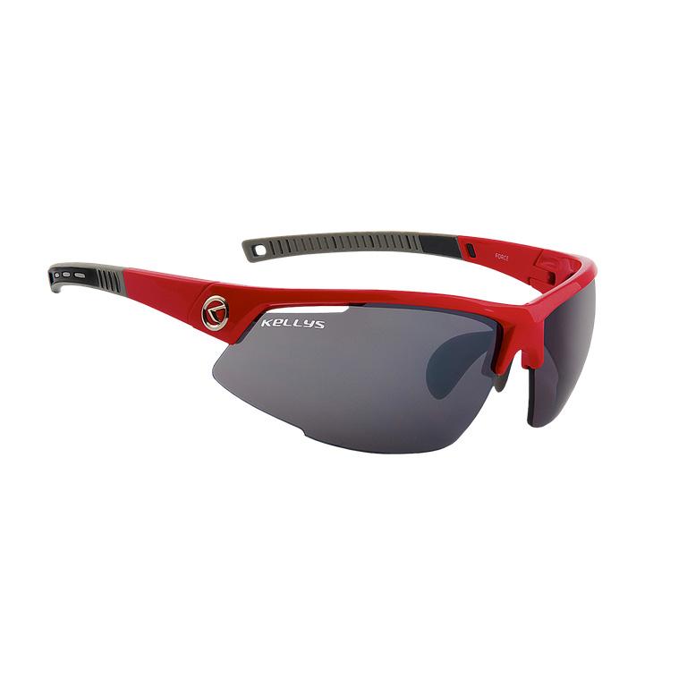 Cyklistické okuliare KELLYS Force červená