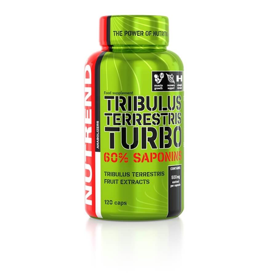 Anabolizér Nutrend Tribulus Terrestris Turbo 120 kapsúl