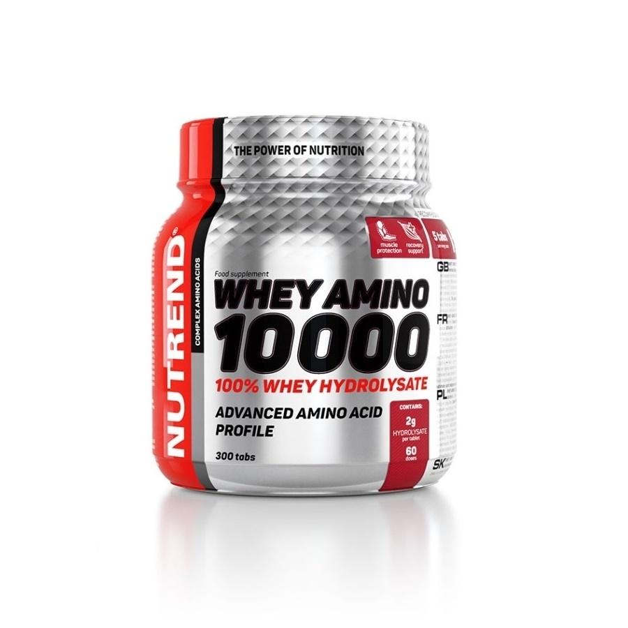 Aminokyseliny Nutrend Whey Amino 10000 300 tablet