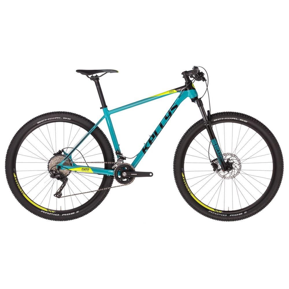 "Horský bicykel KELLYS GATE 50 29"" - model 2019 L (20,5"") - Záruka 10 rokov"