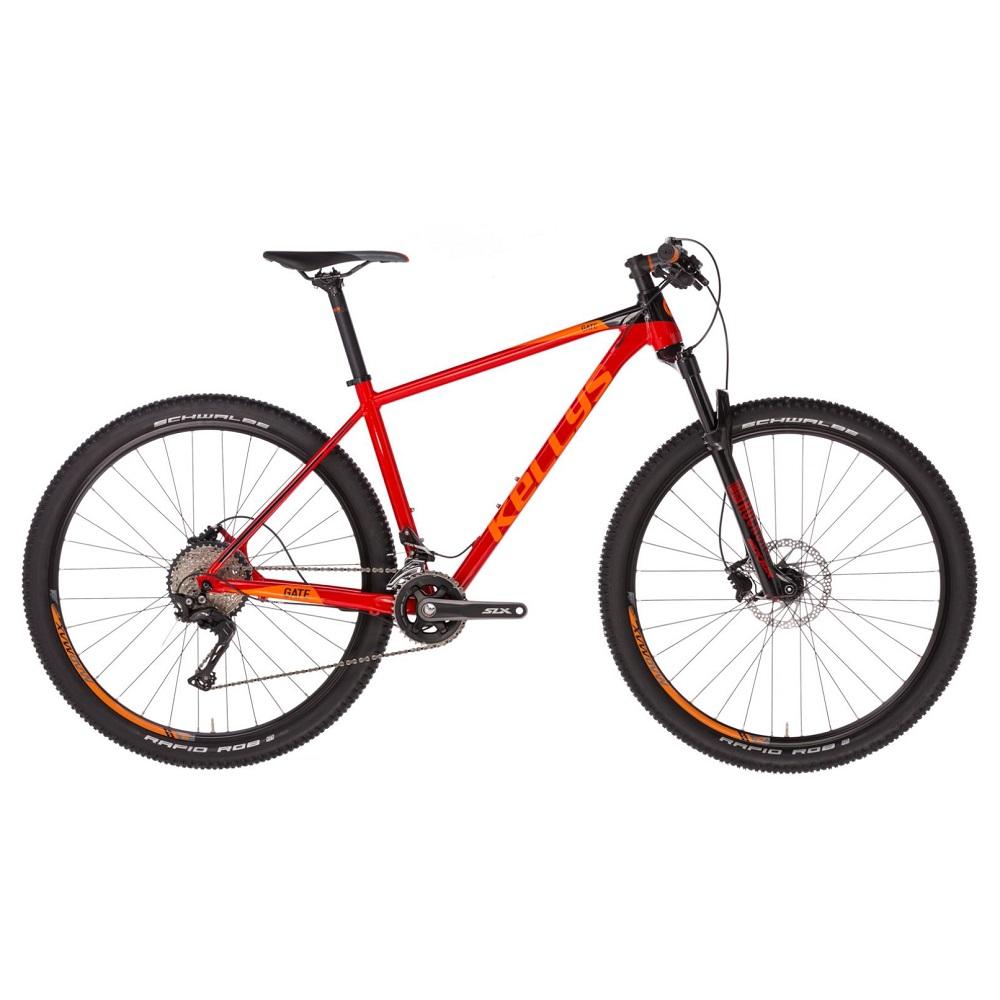 "Horský bicykel KELLYS GATE 70 29"" - model 2019 S (16,5"") - Záruka 10 rokov"