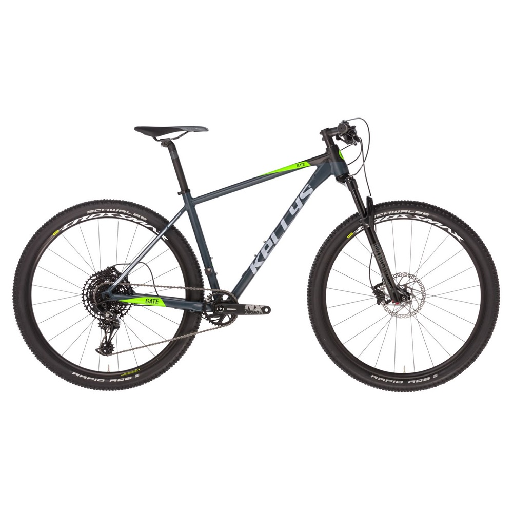 "Horský bicykel KELLYS GATE 90 29"" - model 2019 L (20,5"") - Záruka 10 rokov"