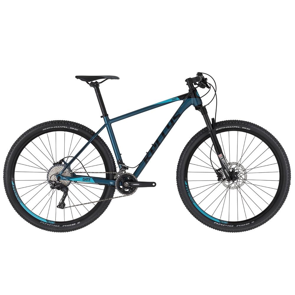 "Horský bicykel KELLYS GATE 50 29"" - model 2020 S (16,5"") - Záruka 10 rokov"