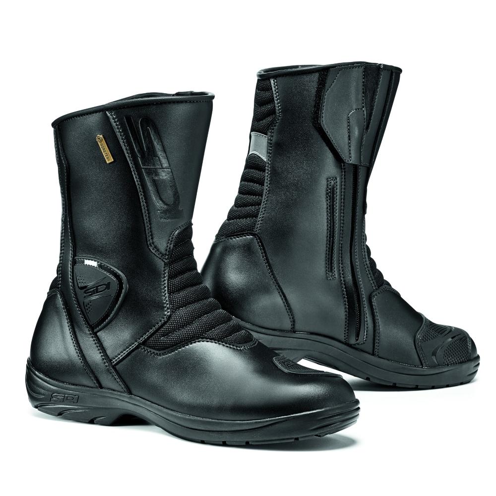 Moto topánky SIDI Gavia Gore black/black - 49