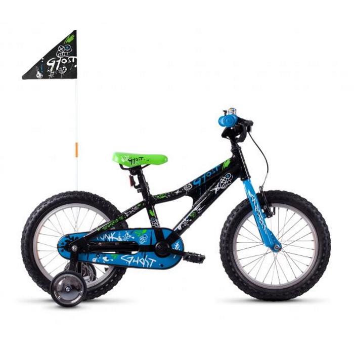 Detský bicykel Ghost Powerkid 16