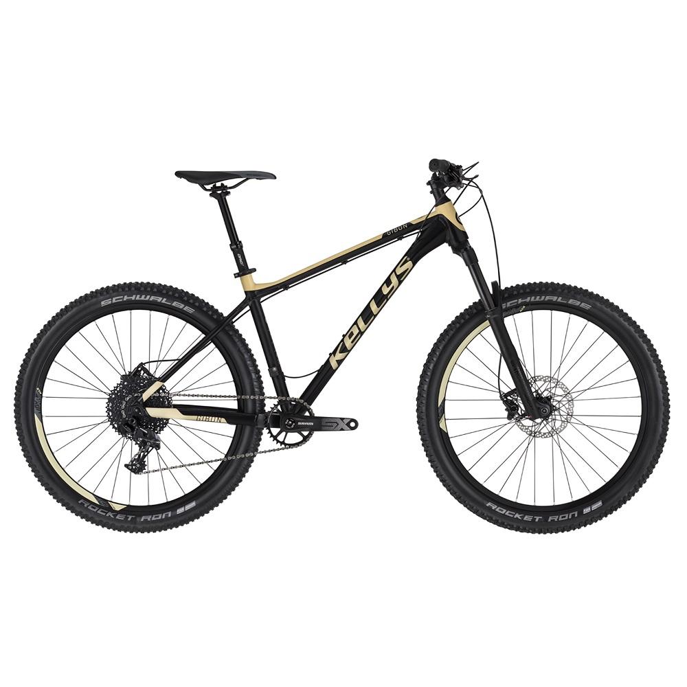 "Horský bicykel KELLYS GIBON 50 27,5"" - model 2020 S (15,5"") - Záruka 10 rokov"