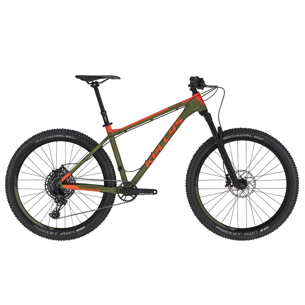 "Horský bicykel KELLYS GIBON 70 27,5"" - model 2020 S (15,5"") - Záruka 10 rokov"