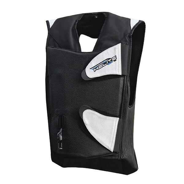 Závodná airbagová vesta Helite GP Air 2 čierna - S