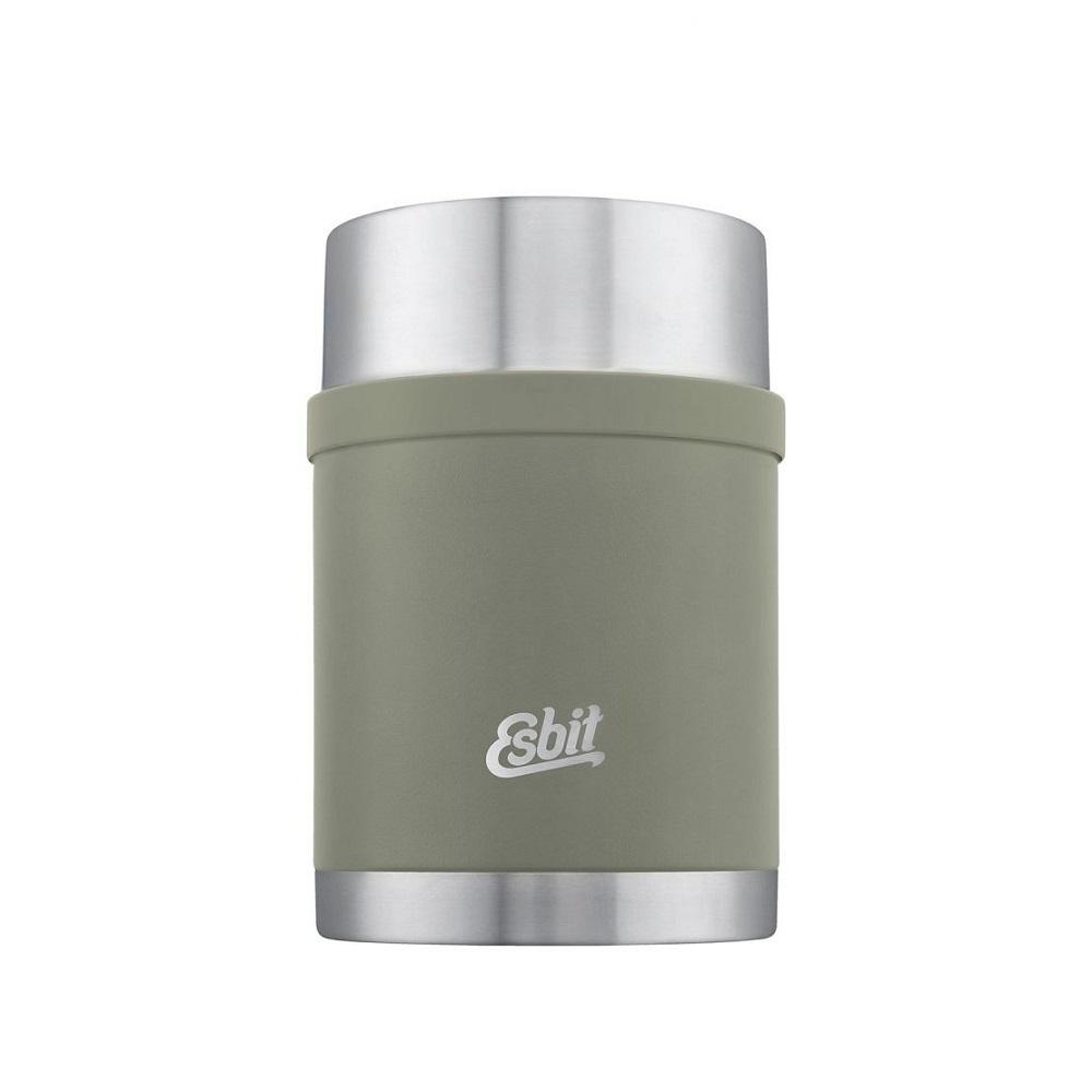 Termoska na jedlo Esbit SCULPTOR 750 ml Stone Grey