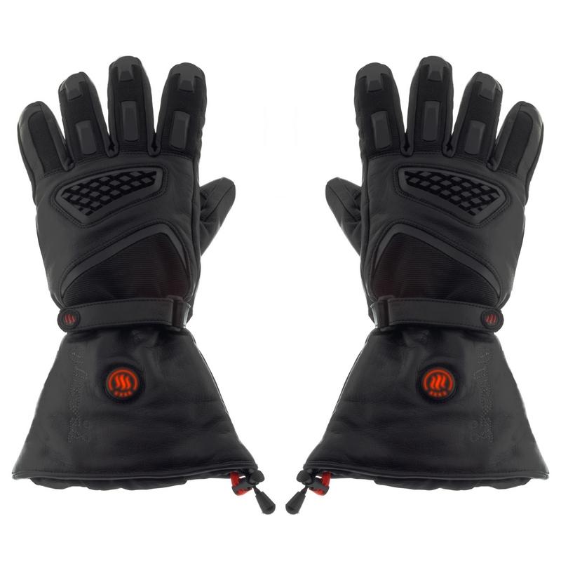 Vyhrievané lyžiarske a moto rukavice Glovii GS1