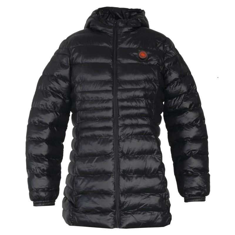 Dámska vyhrievaná bunda Glovii GTF čierna - M