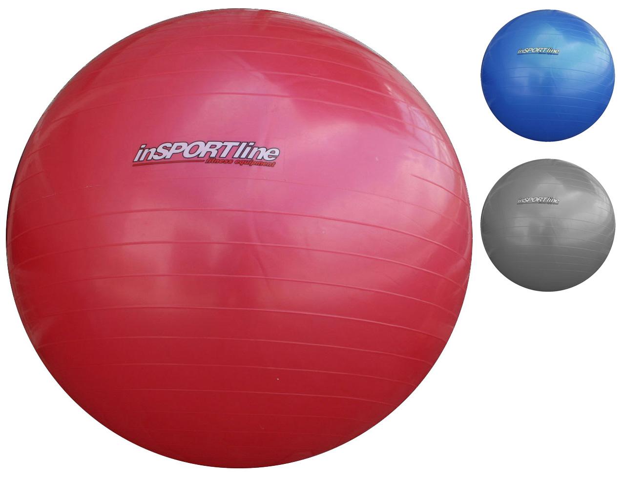 Gymnastická lopta inSPORTline Super ball 55 cm