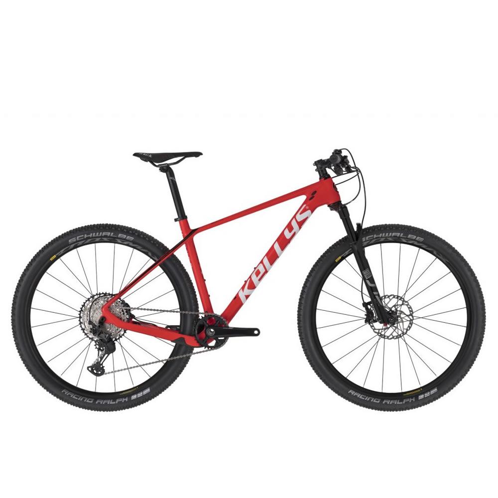 "Horský bicykel KELLYS HACKER 70 29"" - model 2020 M (18"") - Záruka 10 rokov"