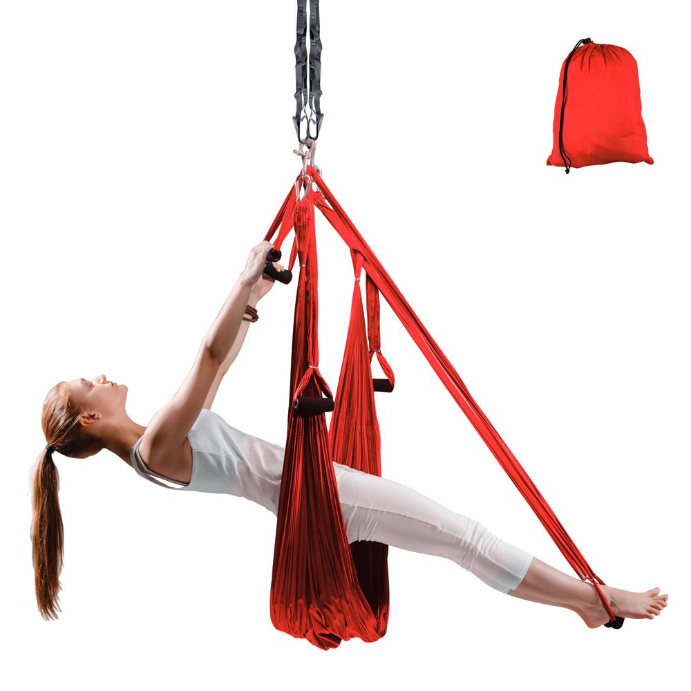 Popruhy na aero jogu inSPORTline Hemmok