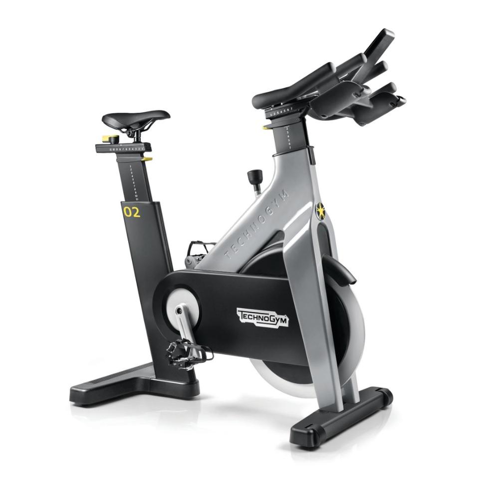 Cyklotrenažér TechnoGym Group Cycle CONNECT