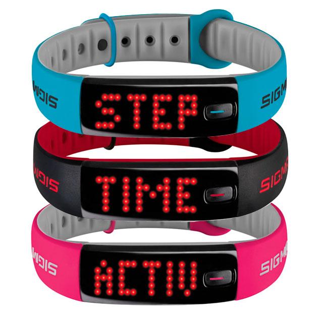 Fitness náramok Sigma Activo