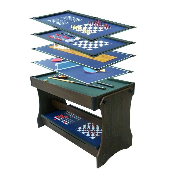 Hrací stôl 9 v 1 WORKER Funtastick