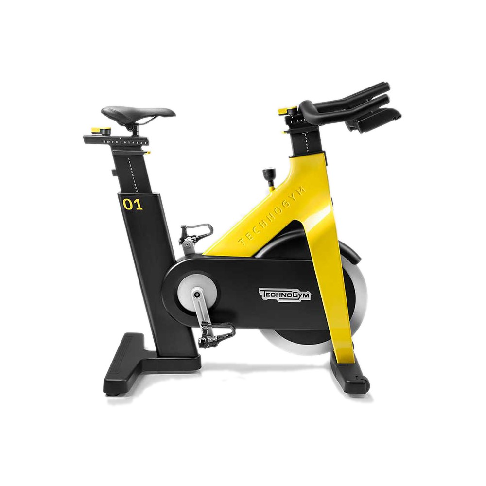 Cyklotrenažér TechnoGym Group Cycle CONNECT
