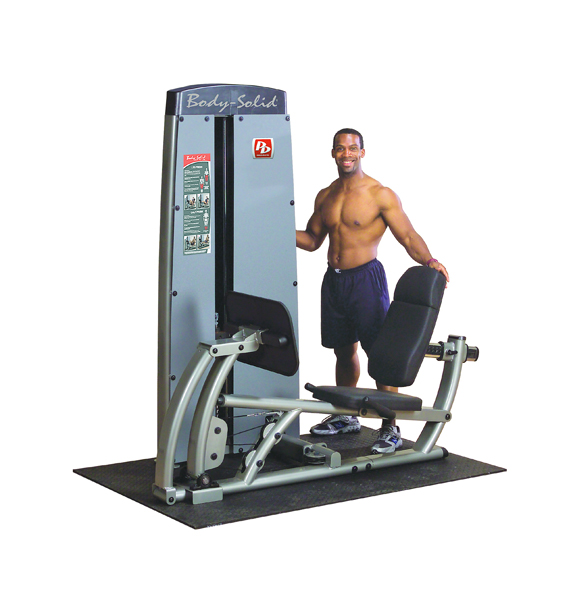 DCLP-SF Body-Solid Pro-Dual Leg Press