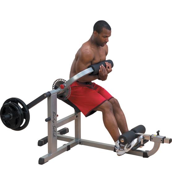 Posilňovač brucha a chrbta Body-Solid GCAB360