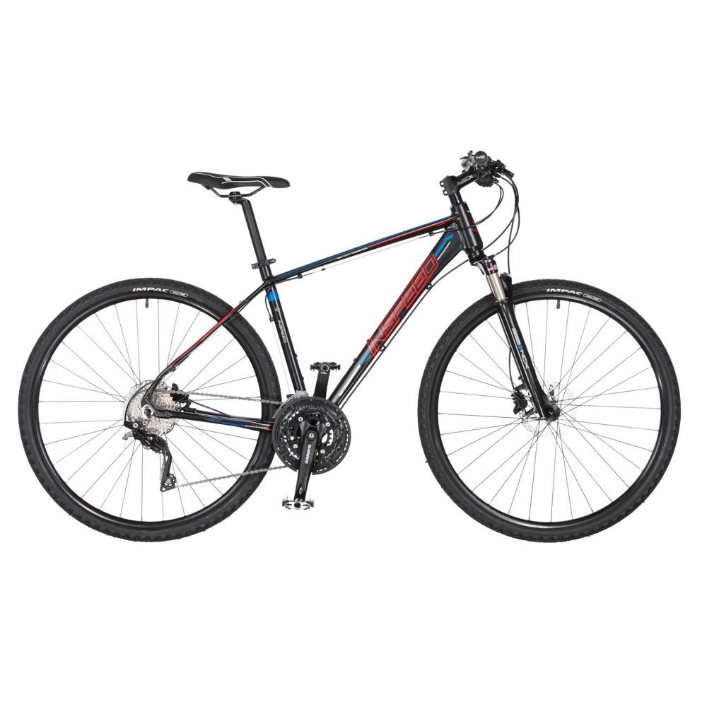 """Pánsky crossový bicykel 4EVER Inspeed Disc 28'' - model 2018 17"""" - Záruka 10 rokov"""
