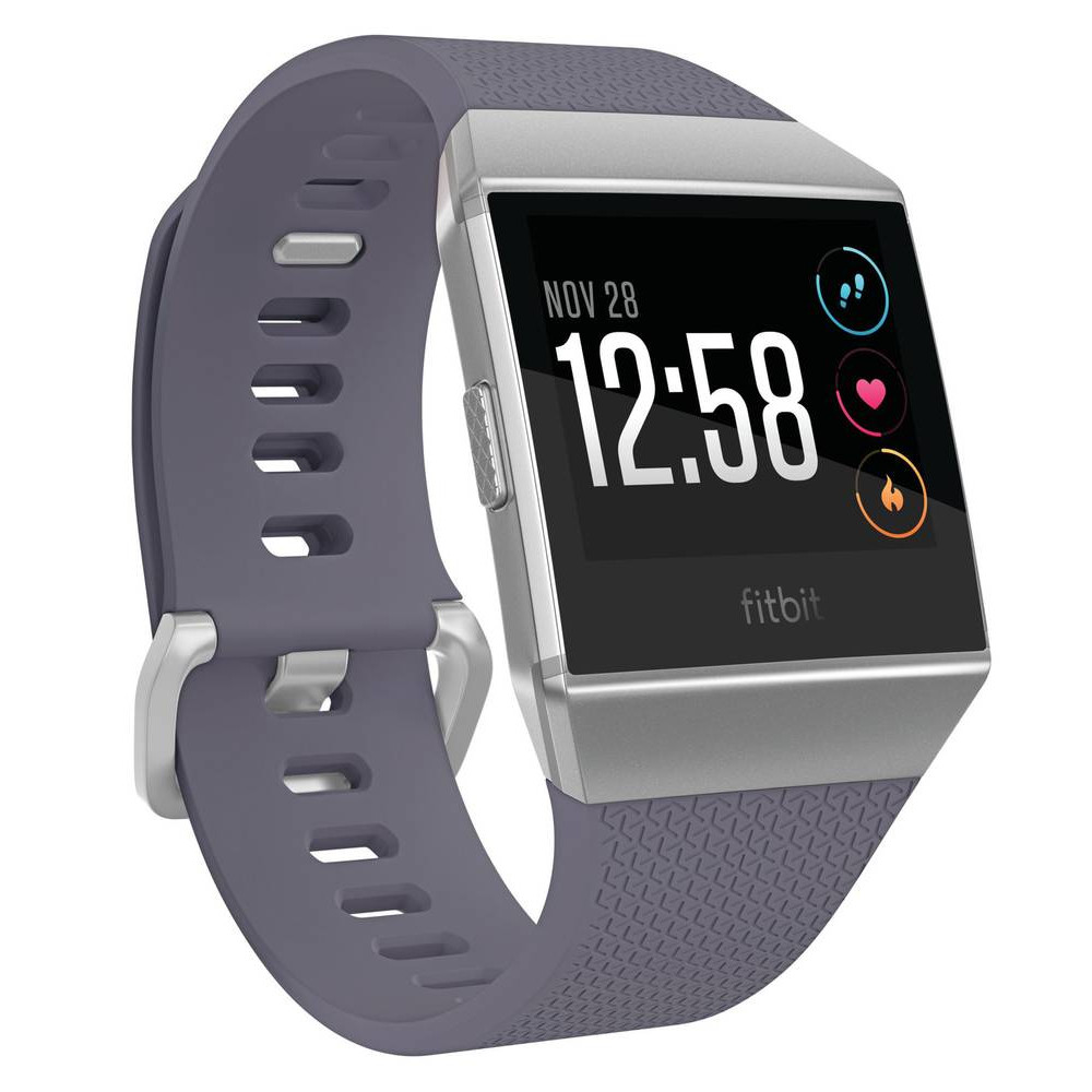 Inteligentné hodinky FITBIT Ionic Blue-Gray/White