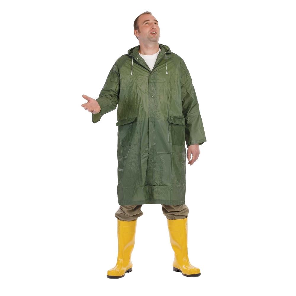 Rybárska pláštenka Irwell zelená - XL