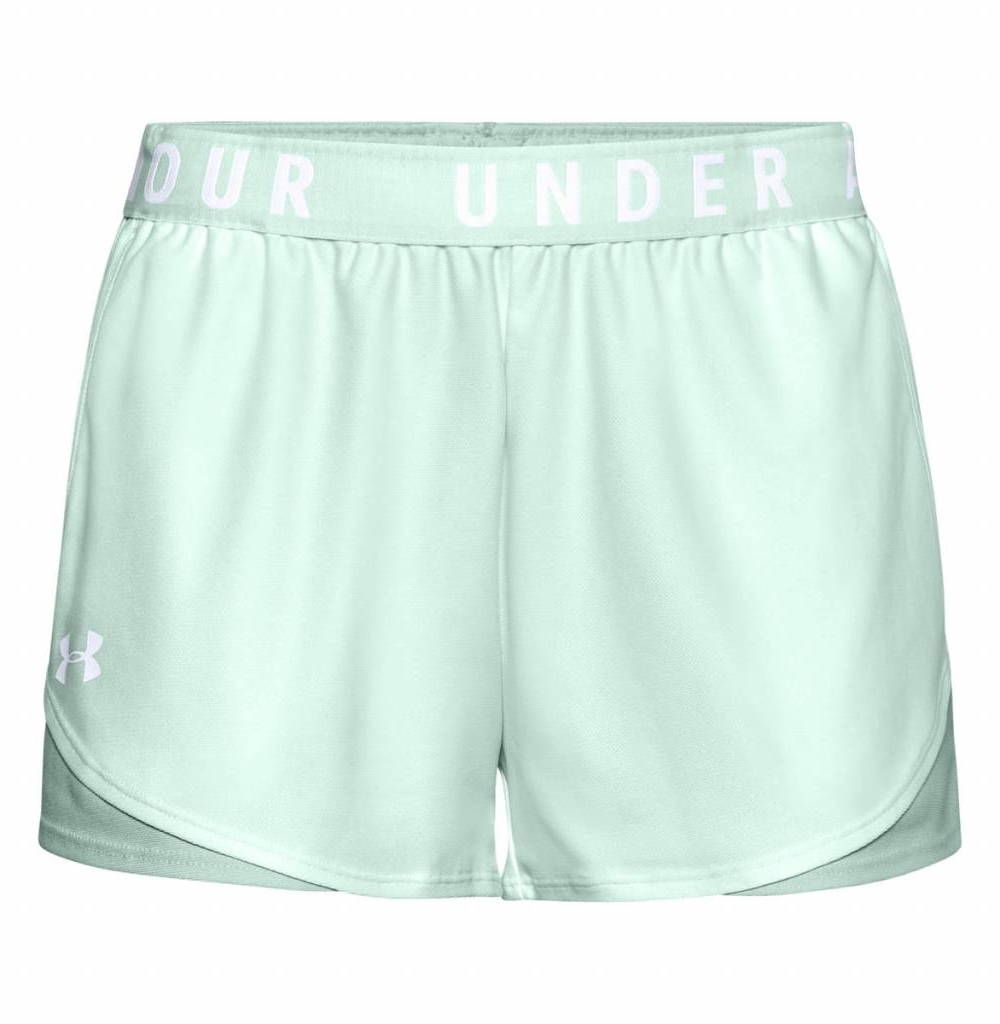 Dámské šortky Under Armour Play Up Short 3.0 Mint - XS