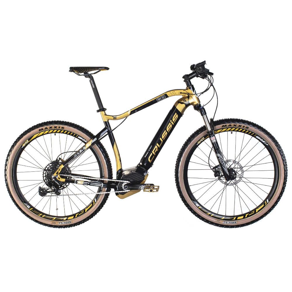 Horský elektrobicykel Crussis e-Jagr68 - model 2019 - Záruka 10 rokov