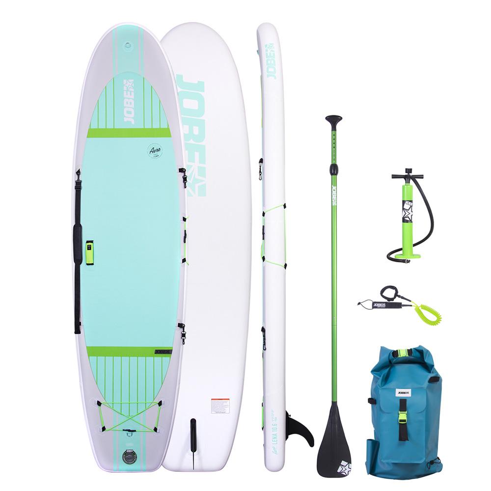 Paddleboard s príslušenstvom Jobe Aero SUP Lena Yoga 10.6
