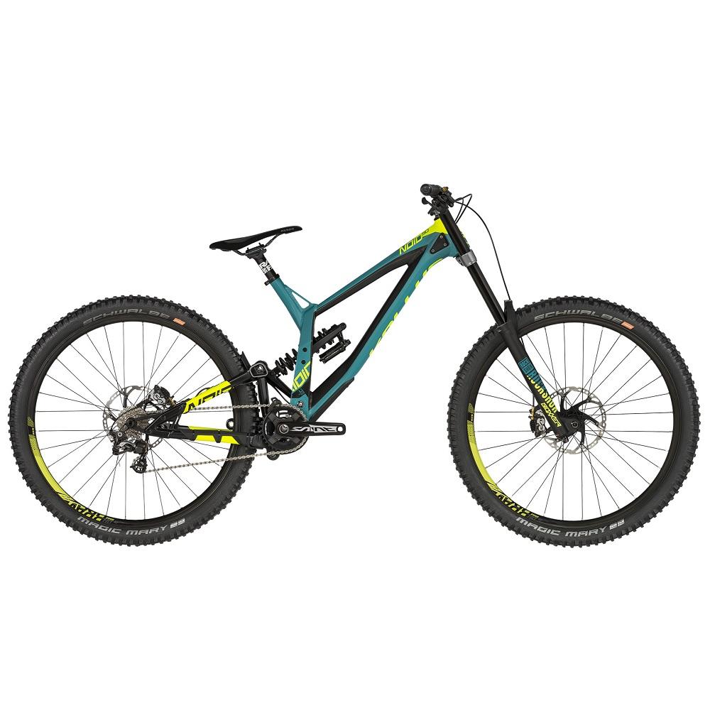 """Celoodpružený bicykel KELLYS NOID 90 29"""" - model 2019 L (15"""", L 623 mm) - Záruka 10 rokov"""