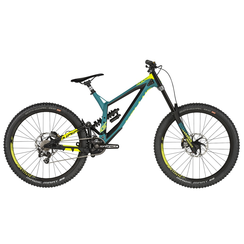 "Celoodpružený bicykel KELLYS NOID 90 27,5"" - model 2019 M (15"", L 546 mm) - Záruka 10 rokov"