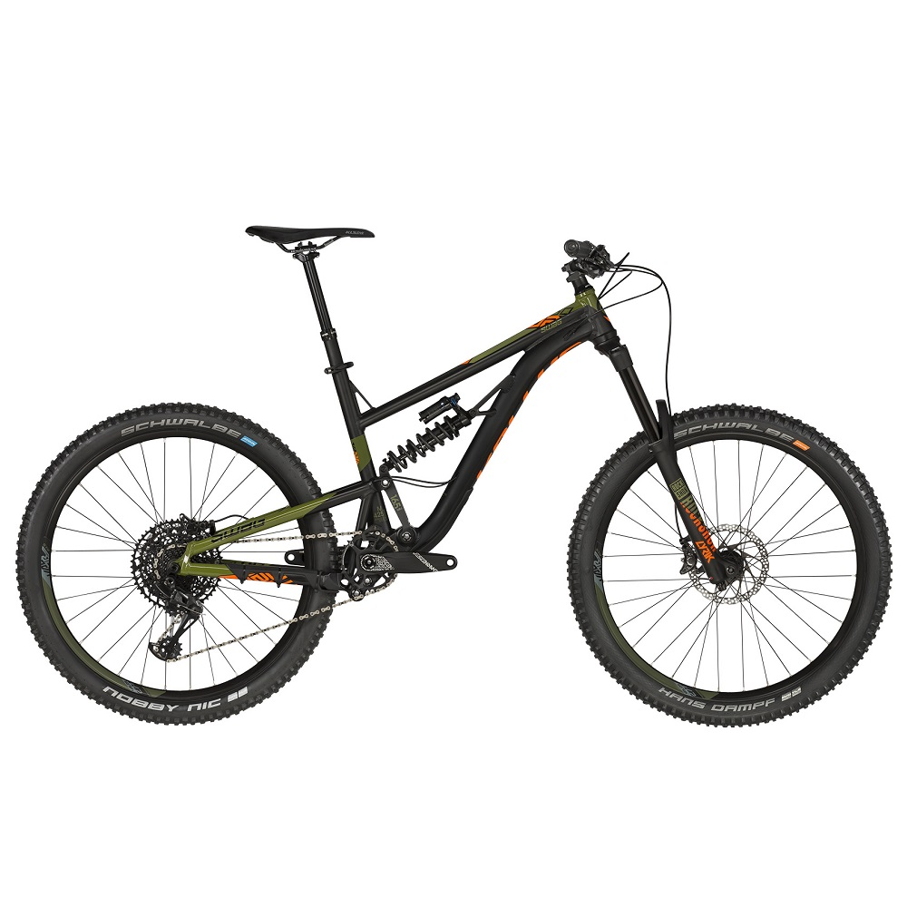 "Celoodpružený bicykel KELLYS SWAG 50 27,5"" - model 2019 S (15,5"") - Záruka 10 rokov"