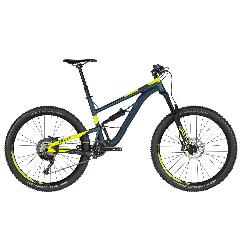 "Celoodpružený bicykel KELLYS THORX 30 27,5"" - model 2019 S (15,5"") - Záruka 10 rokov"
