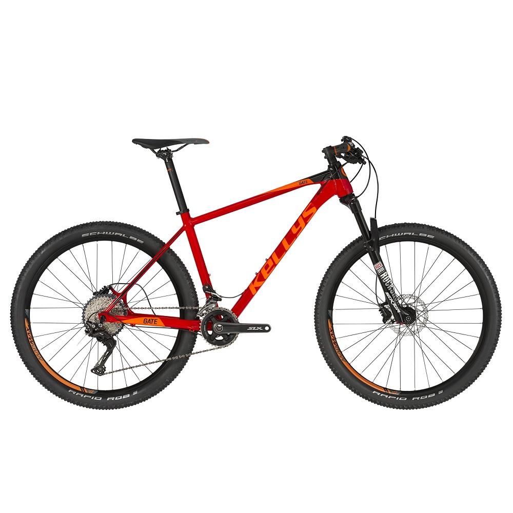 "Horský bicykel KELLYS GATE 70 27,5"" - model 2019 S (16,5"") - Záruka 10 rokov"