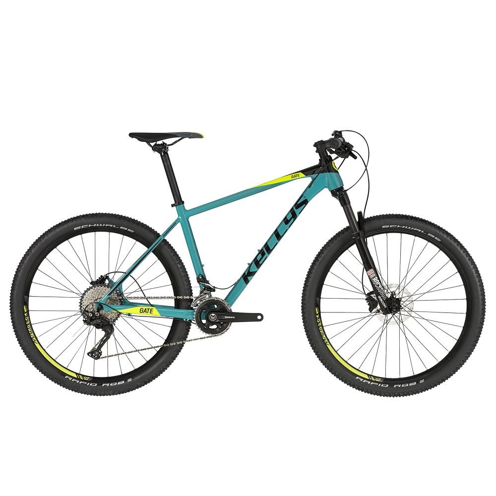 "Horský bicykel KELLYS GATE 50 27,5"" - model 2019 S (16,5"") - Záruka 10 rokov"